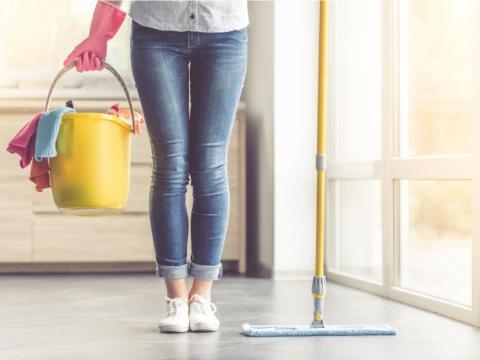 【圖解】家中8大常見髒汙省力清除法!不費太多力氣,就能根治黴菌、降低污垢生成