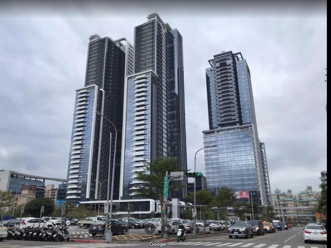 買房選鄰,想當張忠謀鄰居?  大直豪宅「西華富邦」5樓戶1坪145萬成交,低於年度均價