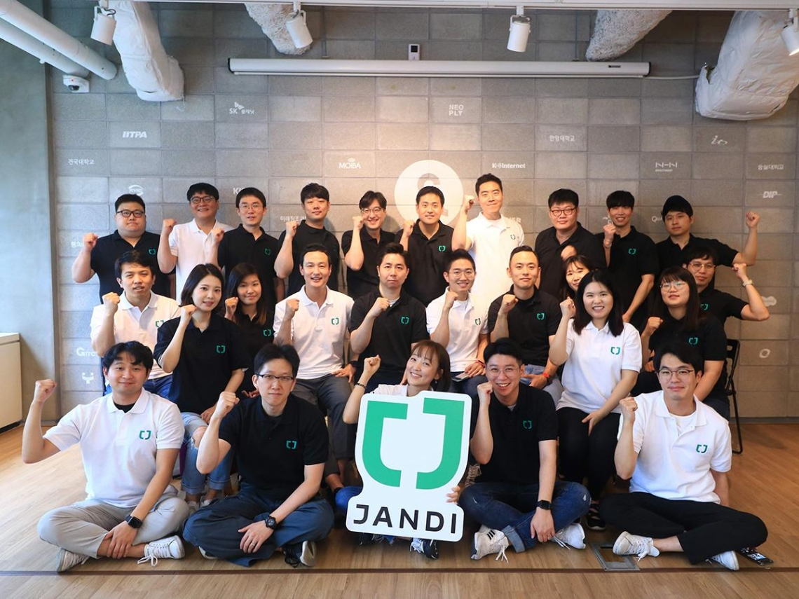 企業專屬X高效通訊X團隊協作 JANDI讓每日工作更完美!