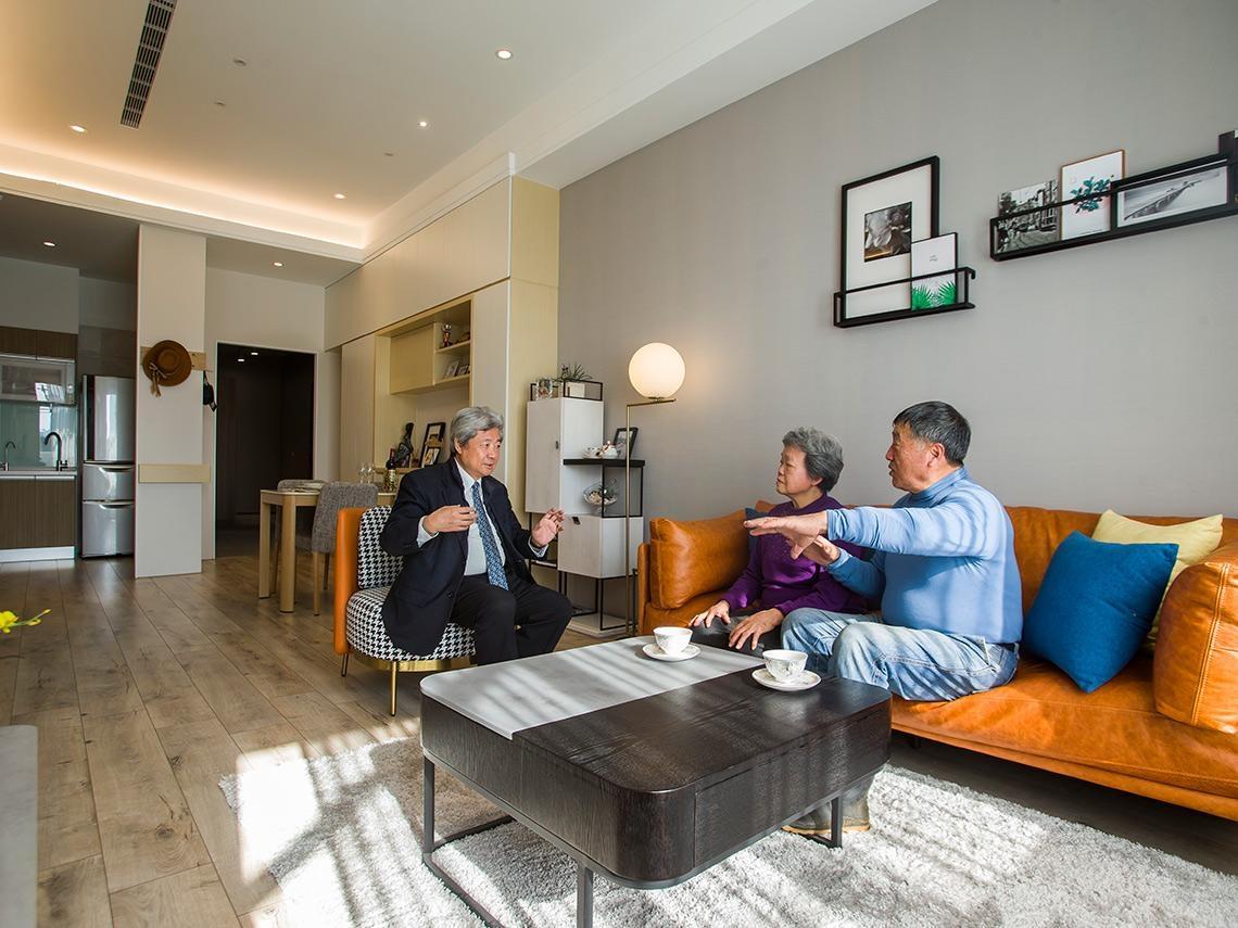有錢老人想住什麼養生宅?他打造一位難求「雙連安養中心」 下一步要給老人住什麼?