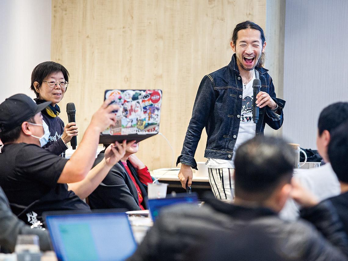 企業再造》黃麗燕揪日本大師 開出一門75萬的最貴品牌課