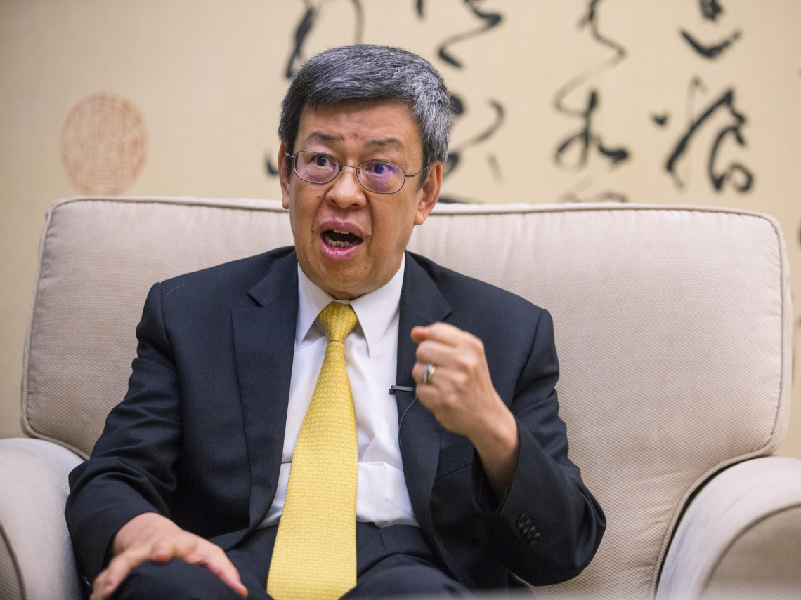 「自大導致失敗」回憶2003抗SARS… 陳建仁登外媒談抗疫:中國沒學到教訓,新冠疫病本可抑制