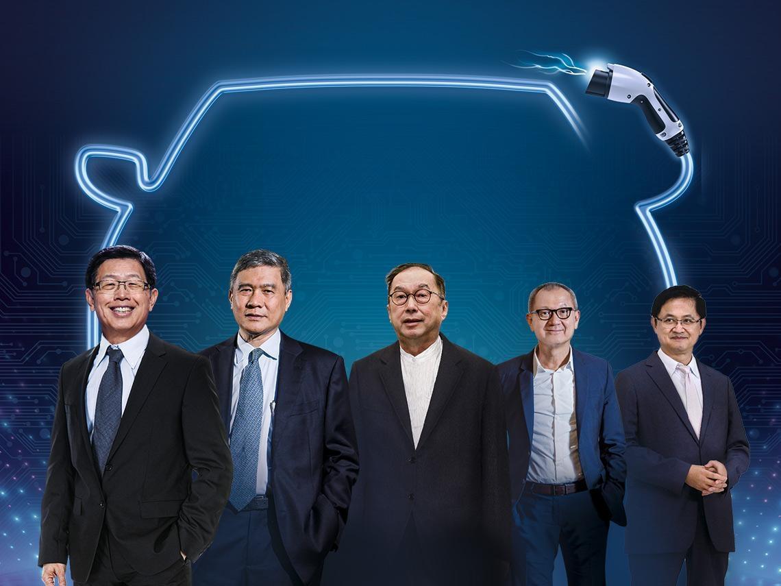 「新五哥」跨電動車!百兆商機噴發,台灣的機會在哪裡?