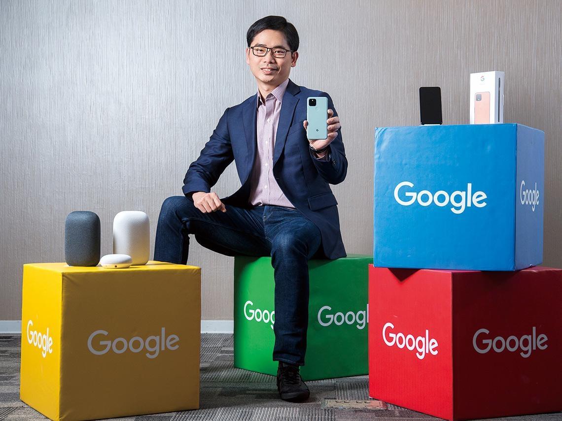 專訪Google硬體副總裁彭昱鈞 員工五年成長十倍  Google看上台灣什麼