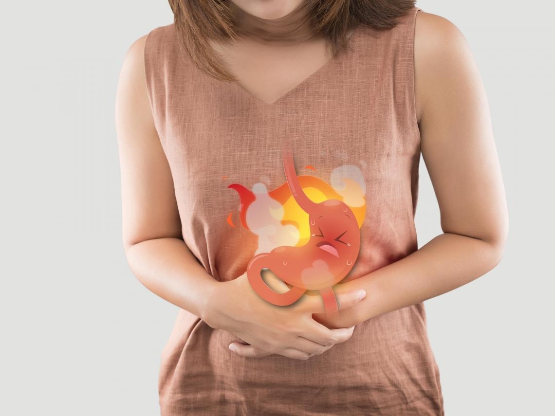 「乾濕分離飲食法」搞定胃食道逆流 腸胃科專家:5大習慣是元兇!