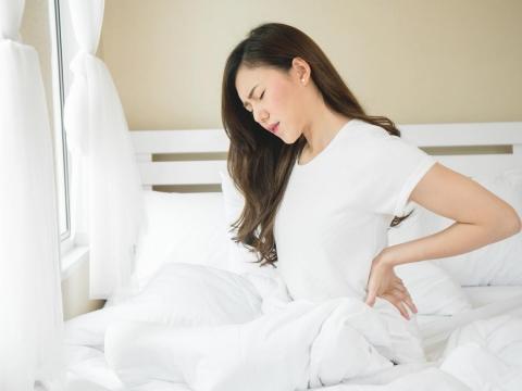 這種痠痛不單純!早上起床關節僵硬緊繃,自體免疫性關節炎醫師圖解