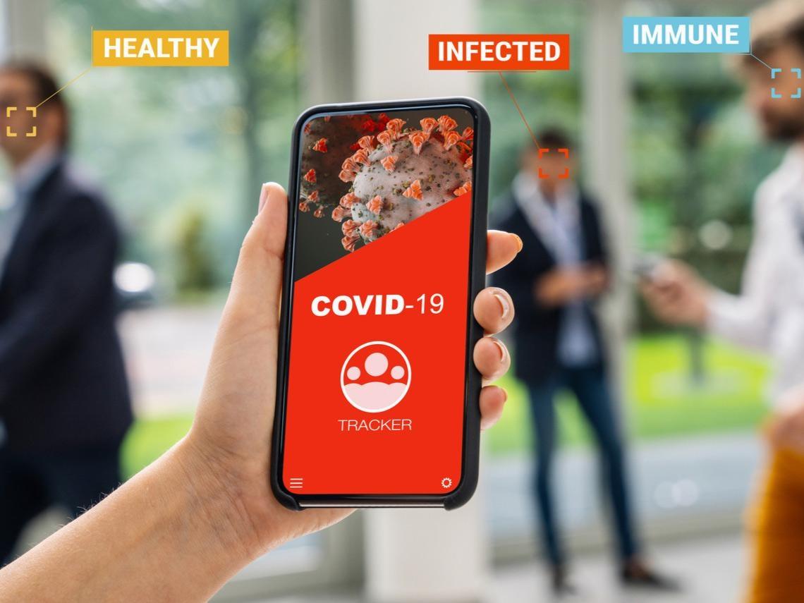 「我竟是感染冠狀病毒高風險者!」 20年前蔡董做幹細胞 意外催生這App成防疫新商機