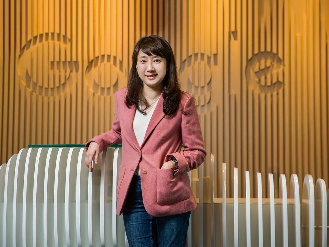職場篇》Google台灣總經理林雅芳 學會放下自我  進階領導「人才少林寺」