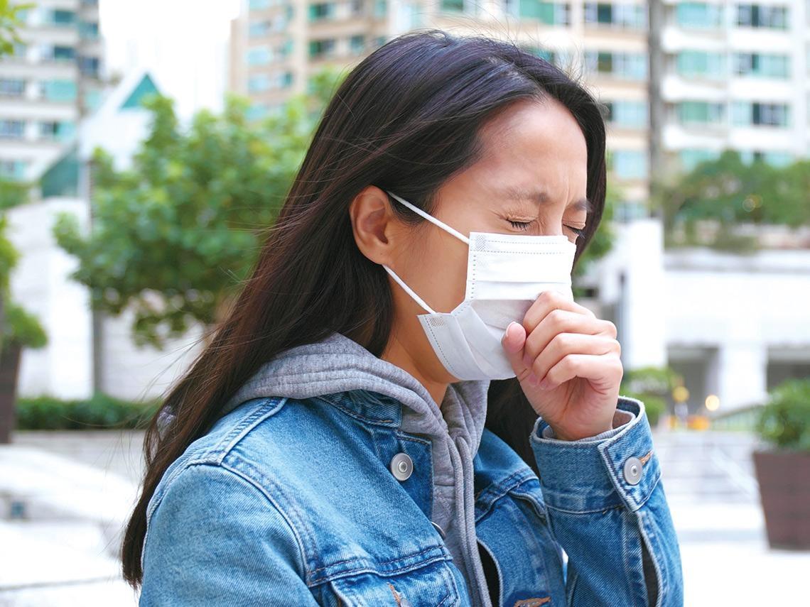 防疫之外  肺炎高危險群更應保健呼吸道 武肺癒後的肺纖維化  中醫首重化痰瘀
