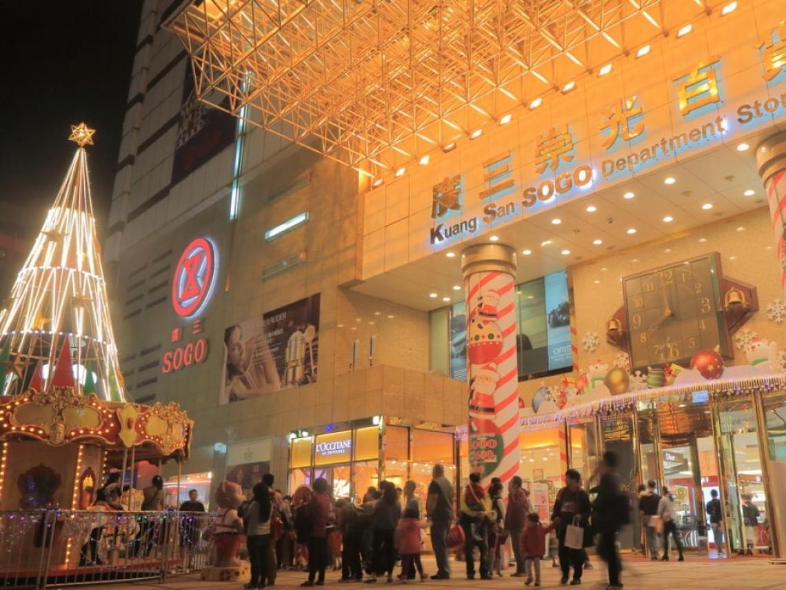 等不到疫苗撐不住了!台中廣三SOGO「華威影城」 無預警宣布2月底熄燈