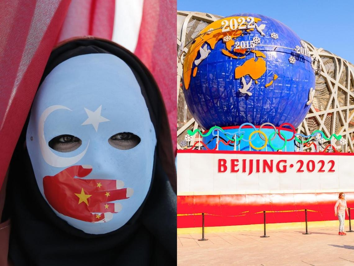 「種族滅絕正在中國發生…」荷蘭開第一槍、美國跟進抵制冬奧 中大使氣跳腳:別干涉我國內政!