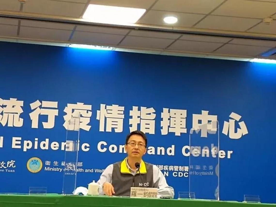 邊境開放承認中國疫苗是政治籌碼? 指揮中心這樣說