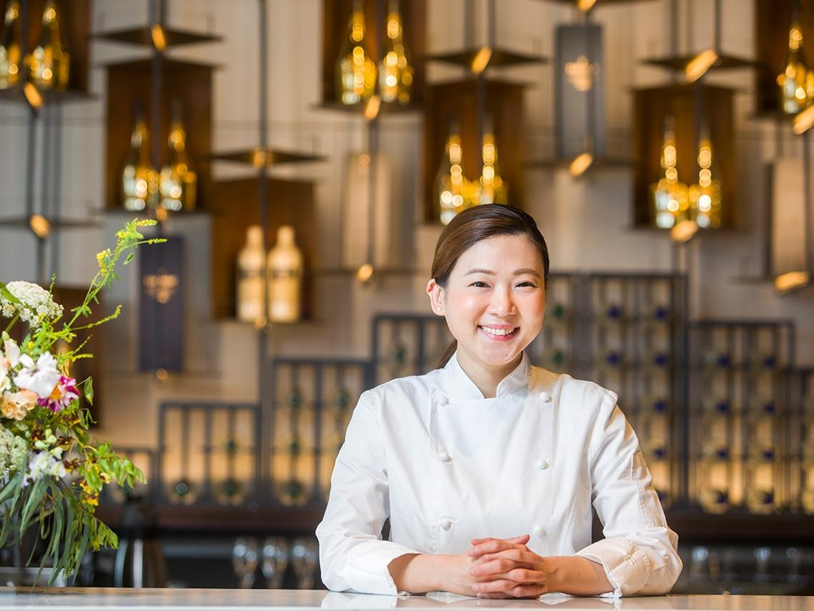 新加坡女孩來台灣找到自己 5年後拿下亞洲50大甜點主廚:挑最嚴的老師,是進步的推力