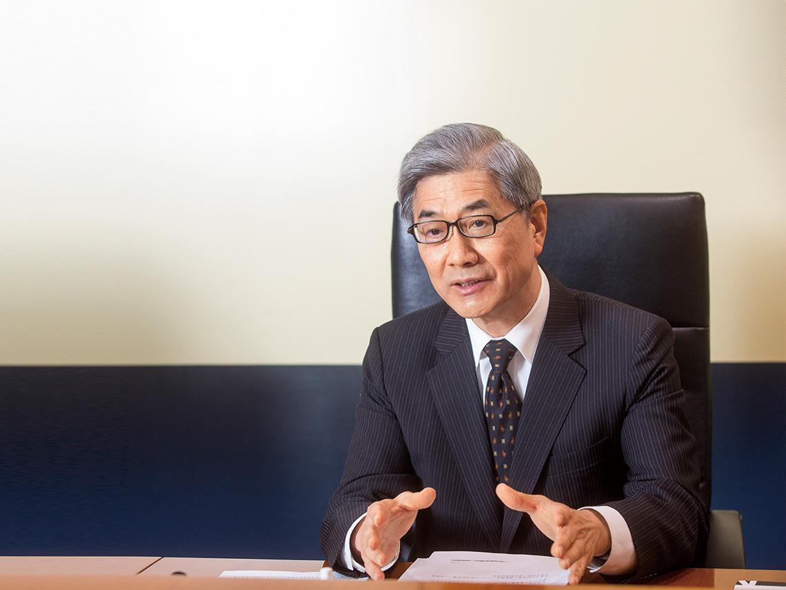 獨家專訪 從華爾街巨頭到美國貿易政策  都關注的事 「金融業大掌櫃」黃天牧:三個字母中,台灣最缺「S」
