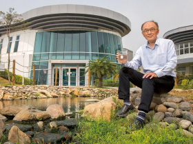 黑水變藍金 高雄這家再生水公司年賺6%