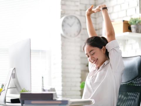 慢性疲勞總是睡不飽,不是生病是氣虛!白雁2招快速充電,疲倦掰掰再增強免疫力