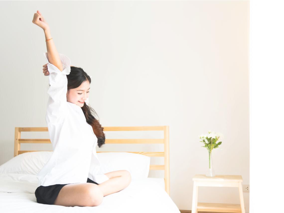 50後總是夜夜失眠? 精油芳療+3個穴道按摩,給你好睡眠、身心大大放鬆
