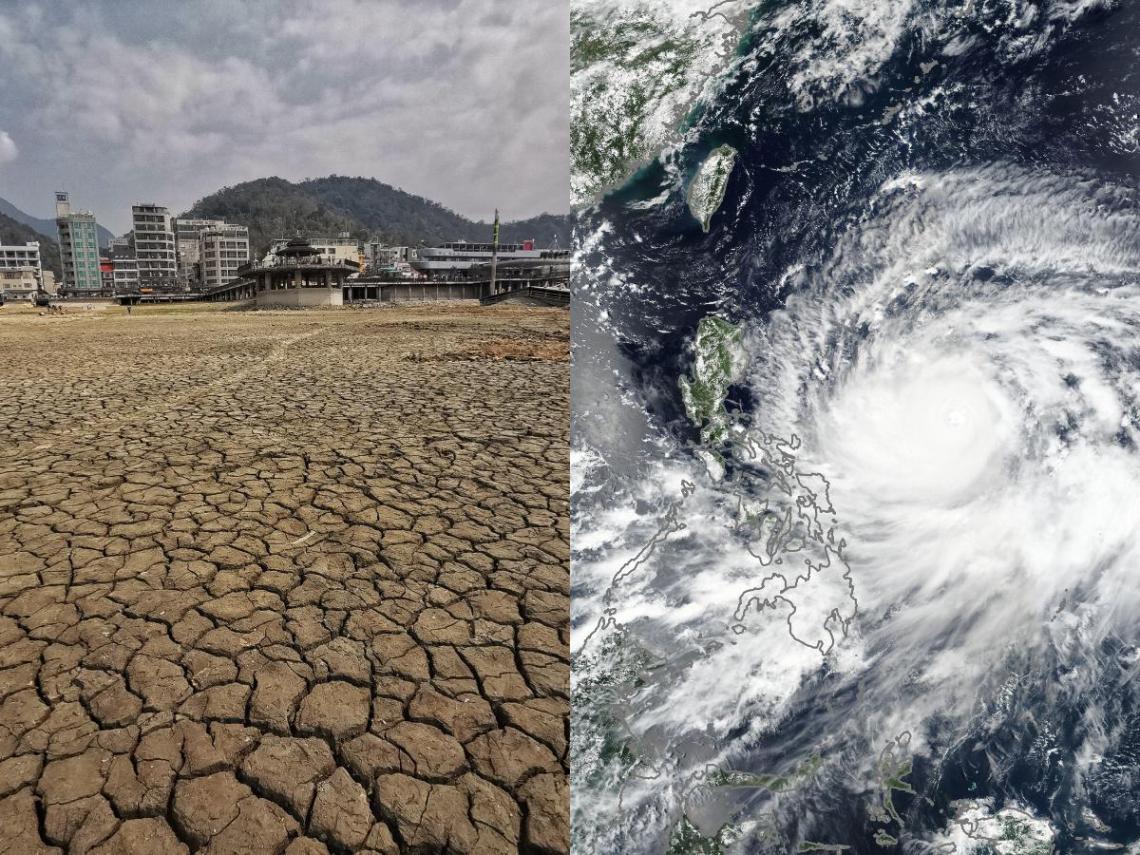 4月降雨關鍵! 2號颱風「舒力基」可望生成? 氣象局這麼說…