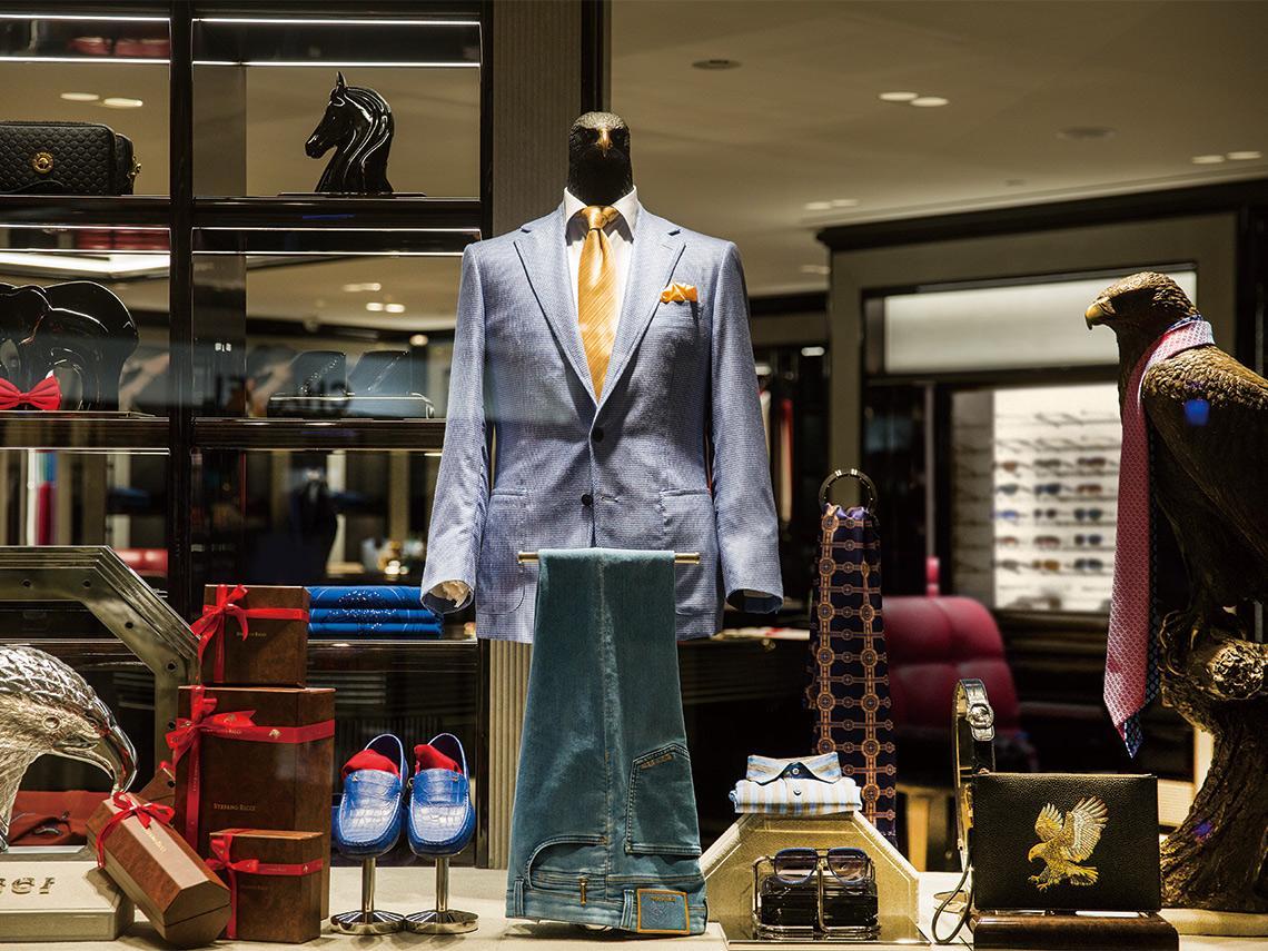 西服,是一張個人品味的名片 絕頂紳裝
