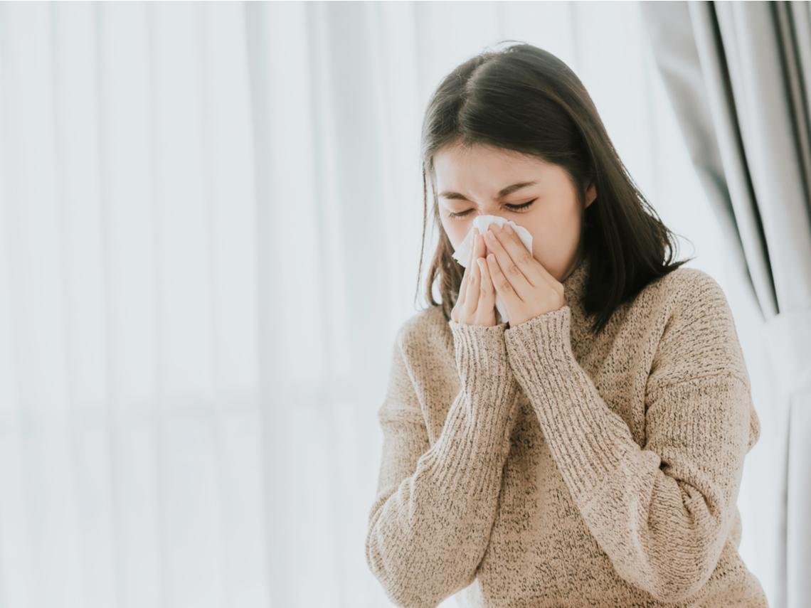 起床後打噴嚏以為感冒,沒想到竟罹鼻過敏!中醫師傳授4招,助你減少過敏發生率