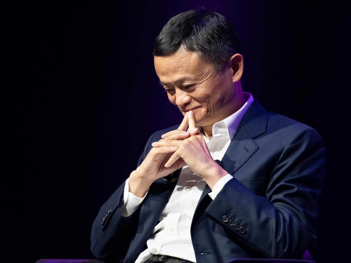 再一記重拳!中國給馬雲「2條活路」選擇 淨身出戶或股權移轉給「他」可保集團