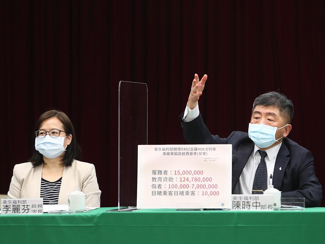 太魯閣號捐款爭議》衛福部募超過10億元 「台灣最美的風景是人!」如何避免愛心被濫用?