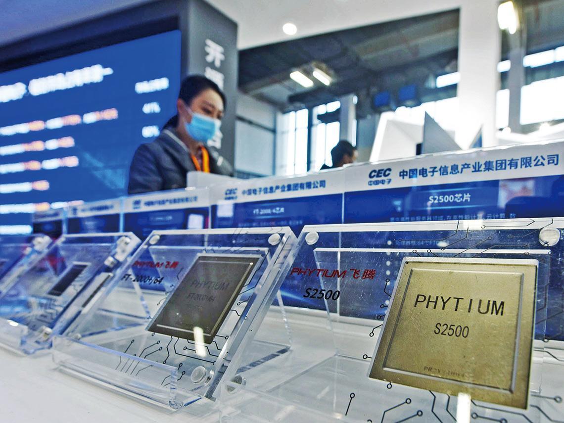 「中國好朋友」風險驟升 IC設計台廠為難