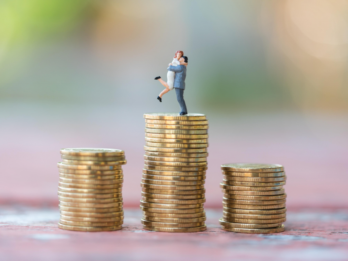 別以為談錢很俗氣...熱戀中,你該詢問另一半的5個財務問題!