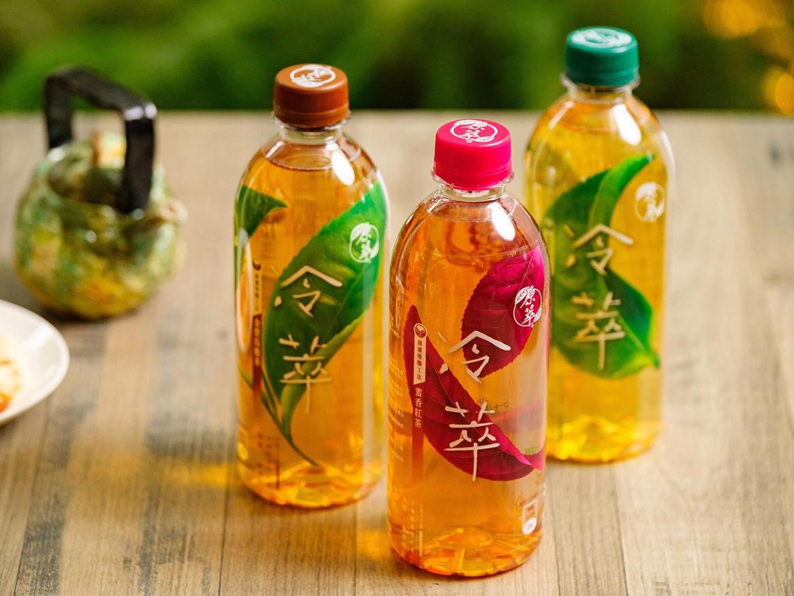 包裝茶飲量變轉為質變,以獨特工法搶攻消費者,「原萃」冷萃慢釀出甘甜香