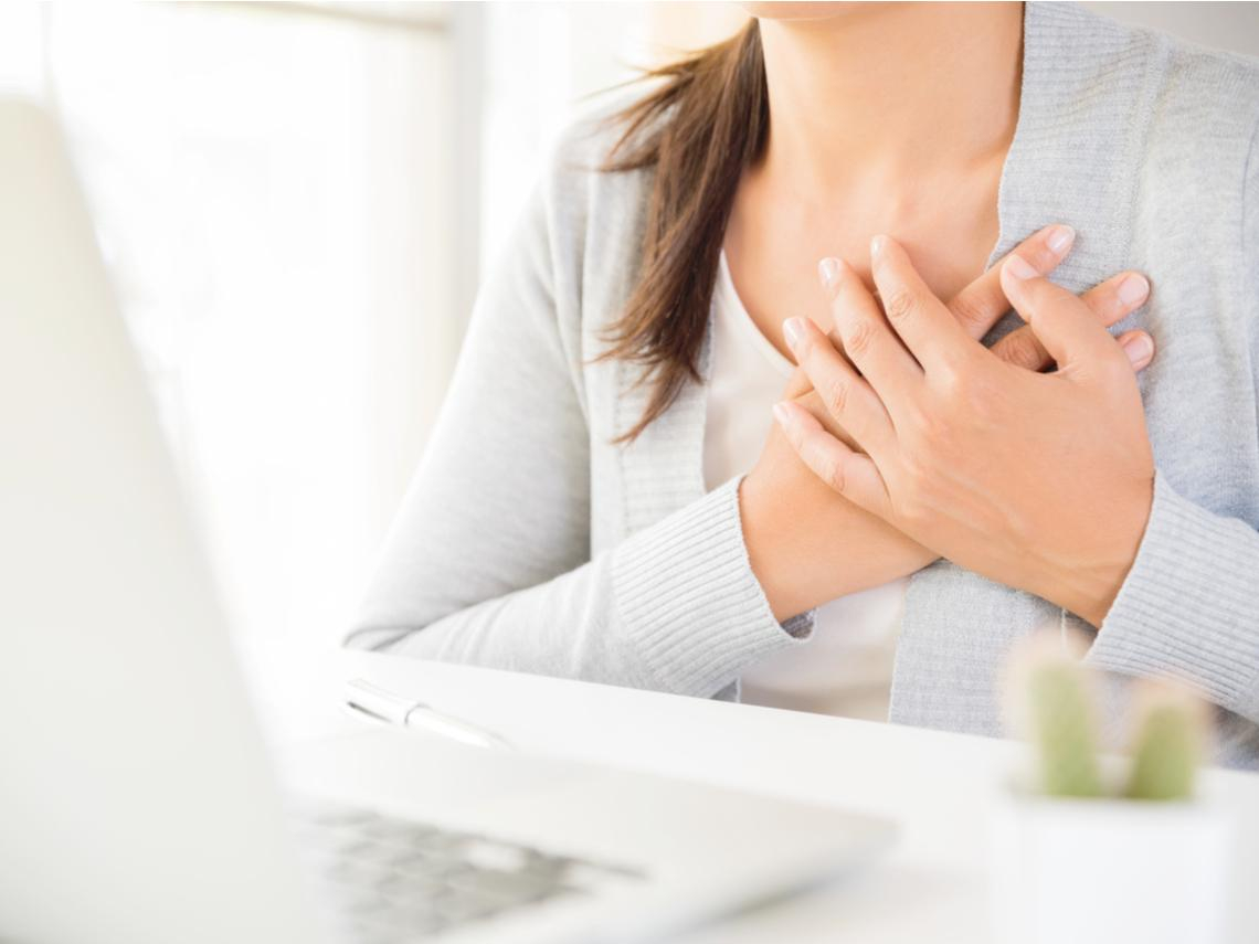 不只是火燒心!中醫師示警:這3個胃食道逆流症狀別大意,當心延誤病情