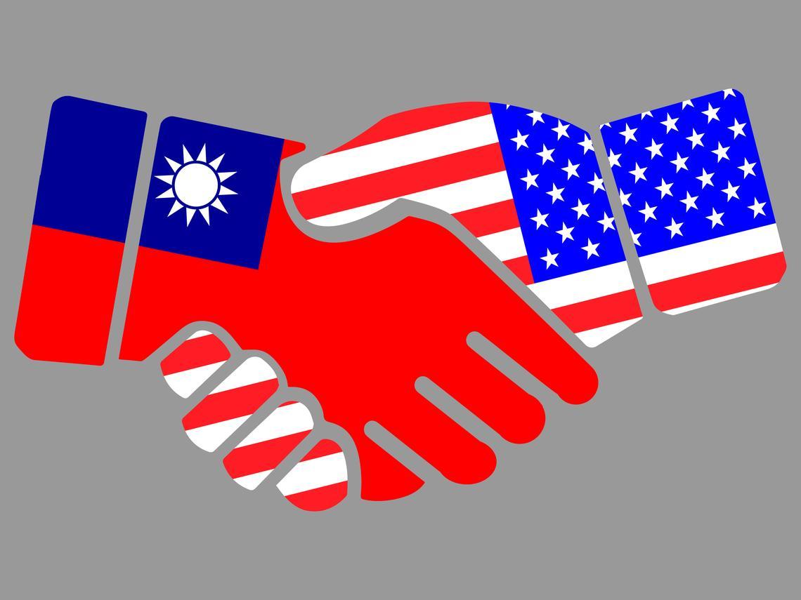 拜登政府透過外交佈陣 展現出對台灣的強力支持