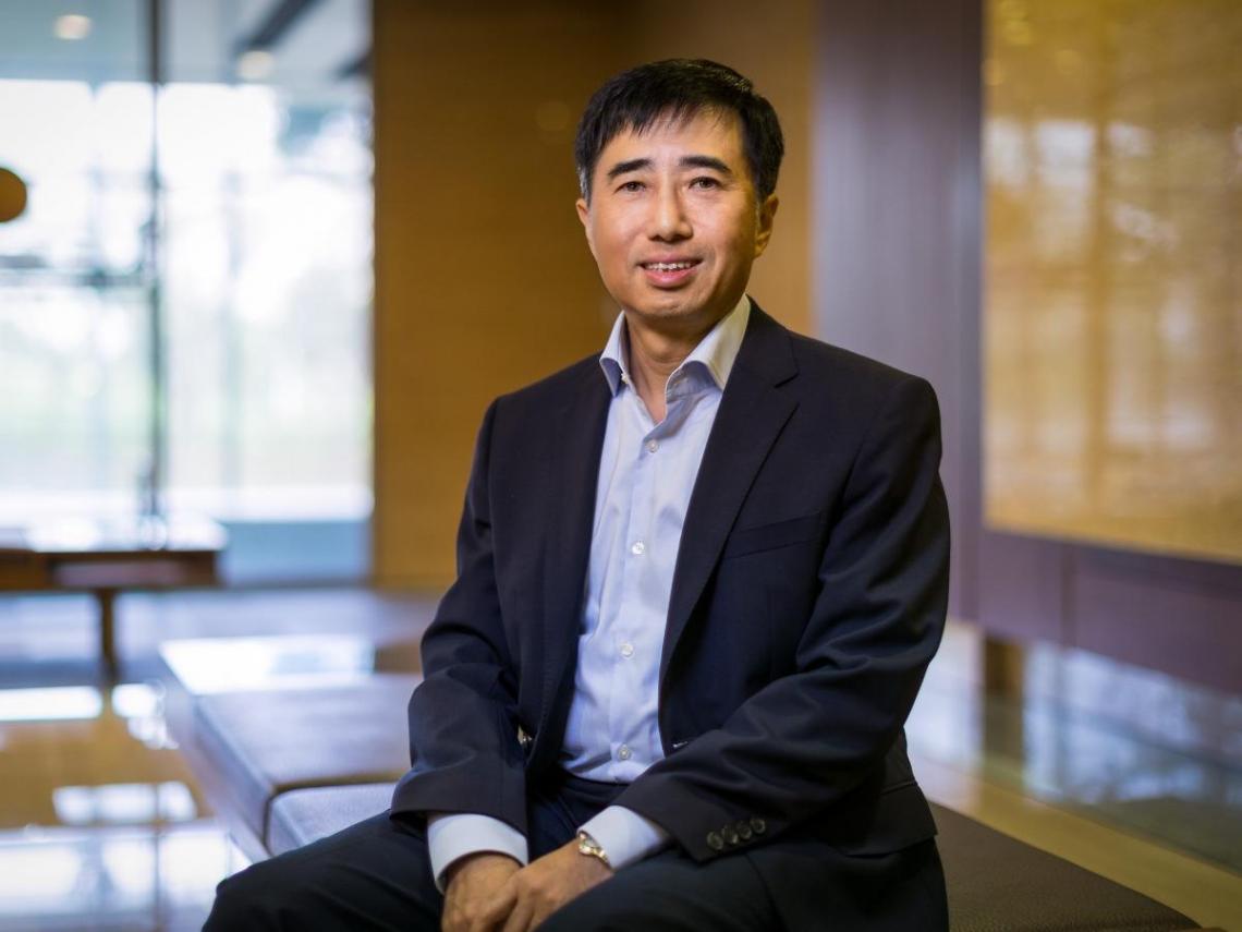 半導體夯什麼?台灣美光董事長:蓬勃發展的記憶體產業扮演關鍵角色