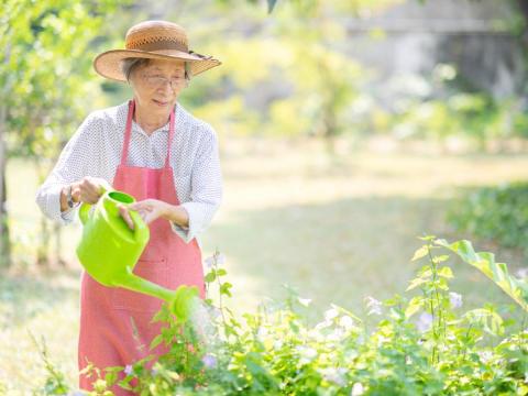 在老年安養機構「較安然」過世?50後,你將在哪裡善終該考量的11件事