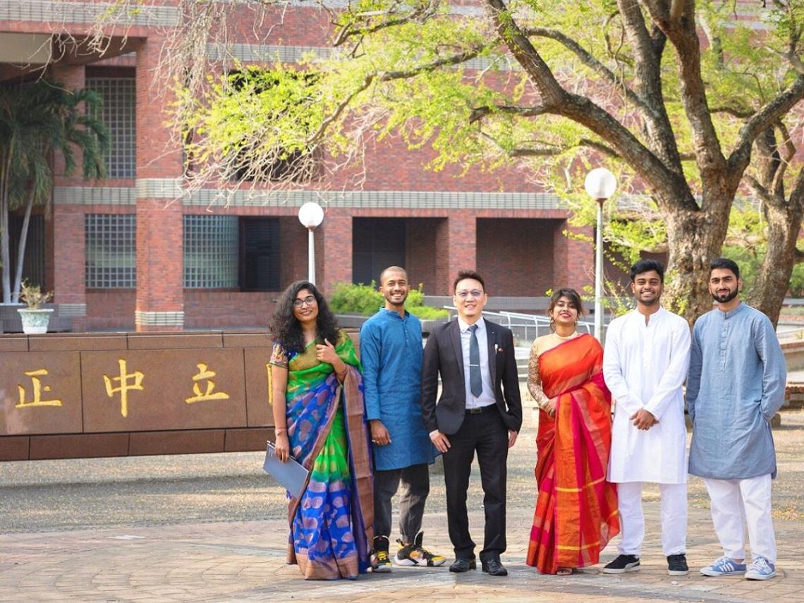 臺印度AI海外科研中心》中正大學培育未來科研人才,跨境串聯資源,加速產業升級