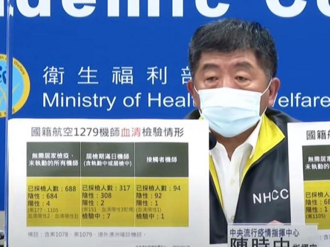 機場防疫旅館員工也中招 華航染疫風波再爆3人確診