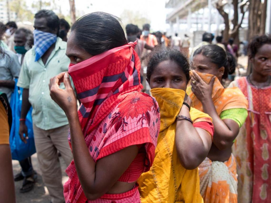 貧富只隔一條街...印度富人哀號等死、窮人沒事 疫情之下「錢與權」也有辦不到的事