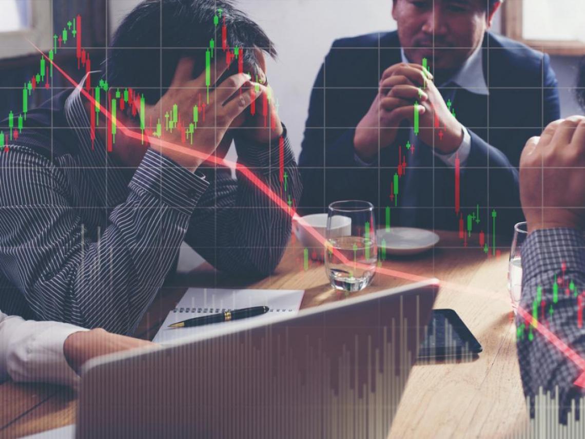 台股三天跌千點 套牢的股票還有機會解套?投資人得注意「這些現象」設好停損