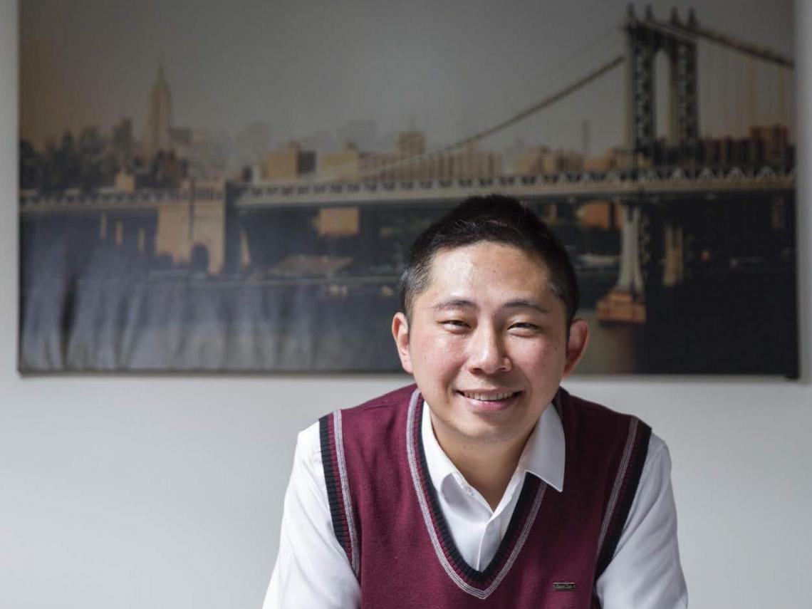 香尼歐整合行銷執行長洪敬富:網路成交,必懂強化營運管理及品牌價值