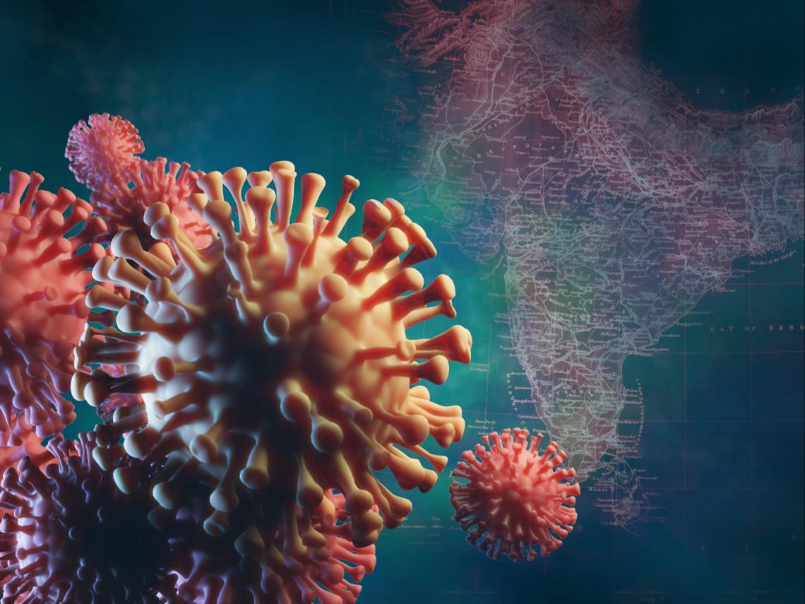 傳染力更猛!WHO指印度變種病毒「令人擔憂」:免疫系統恐無法有足夠抵抗力