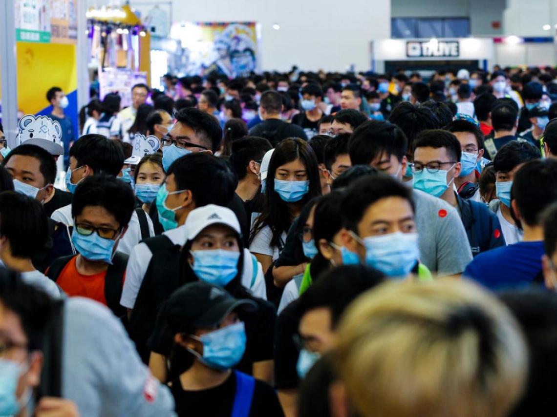 疫情升至第2級!民眾未依規配戴口罩將開罰 北北桃禁探病延長到6/8