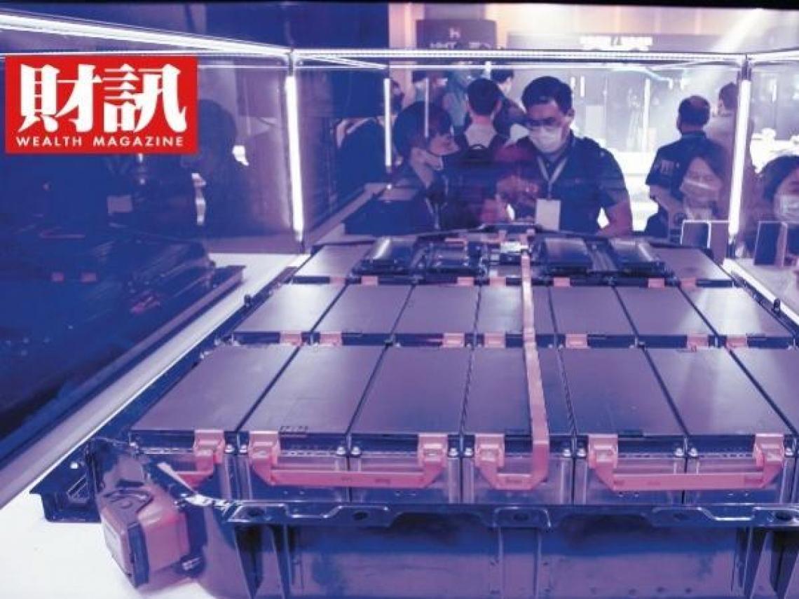 鴻海組MIH進軍電動車市場 電池市場大爆發,為何台廠吃不到?