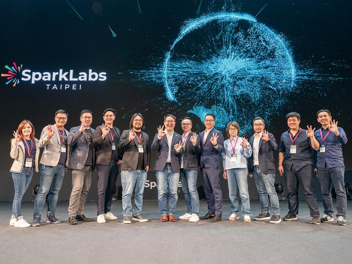 矽谷加速器》20多位台裔創業家當軍師 助本土新創海外掛牌 SparkLabs Taipei創辦人邱彥錡: 現在是台灣新創最好的機會