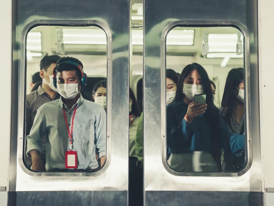 體驗閉關生活一年,在日本的台灣人分享「防疫生活」4經驗:去賣場,儘量挑這2個時間!