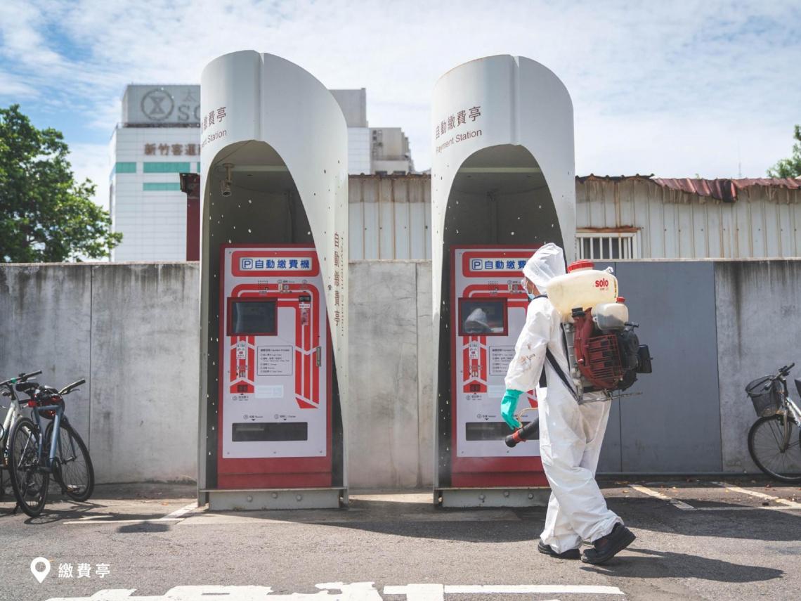 病毒攻進竹科!確診包商上班地點曝光 連2天衝萬華茶館、台北轉運站搭客運回家