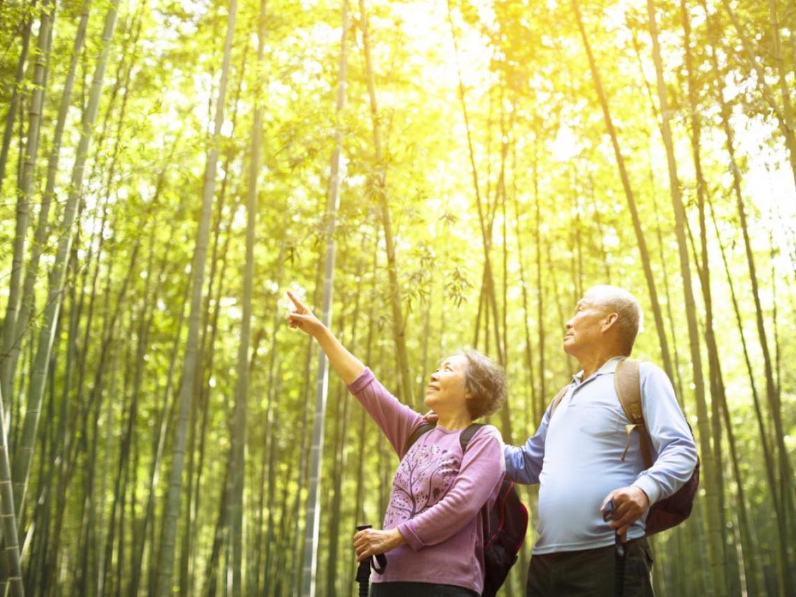年過40,時間就像用飛的!她倆老老照顧,罹癌也不悲情:只要相偎作伴就溫馨開朗