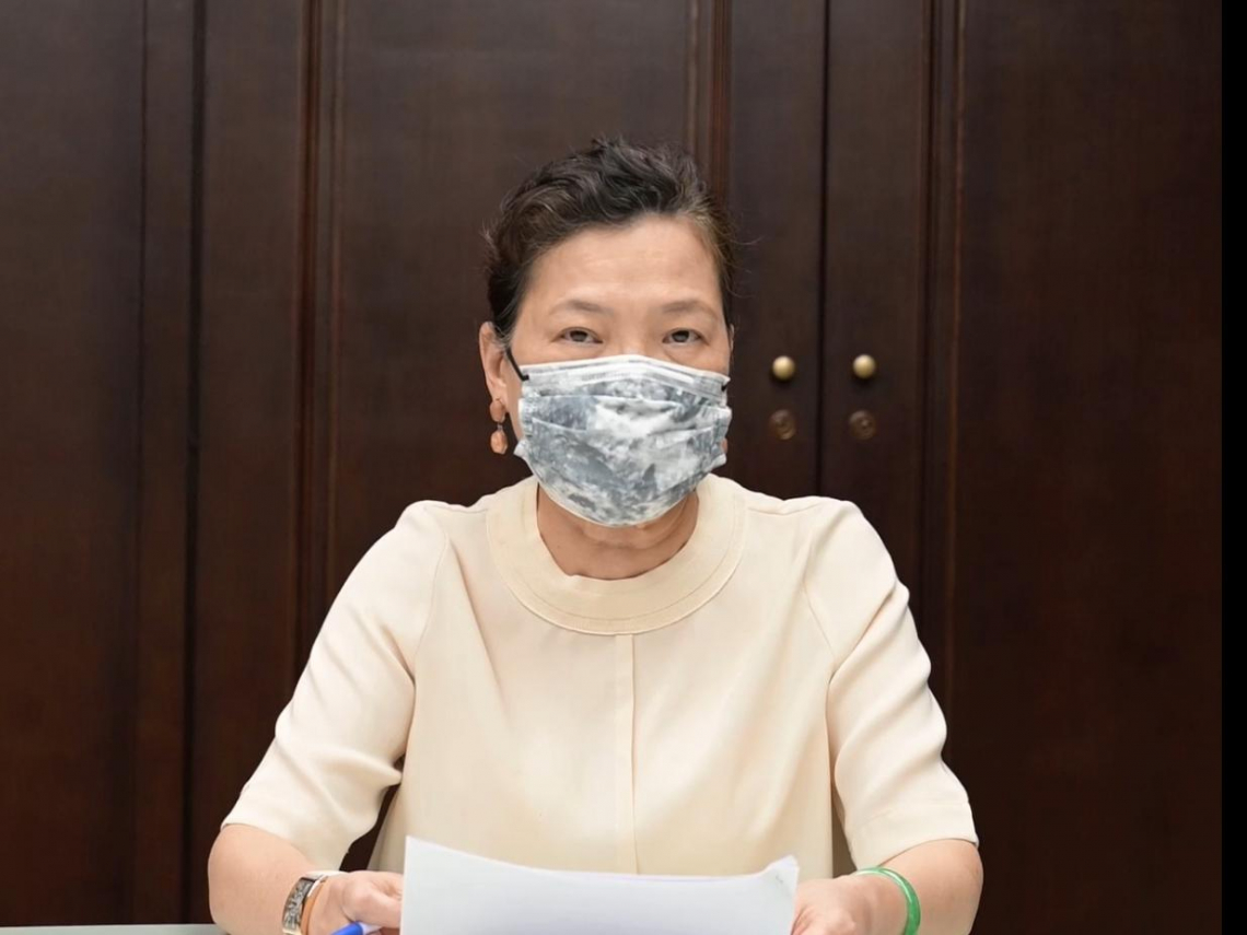 蔡英文稱短期內2次停電「連我也很難接受」 經長王美花再度致歉,「這樣回應」懲處問題