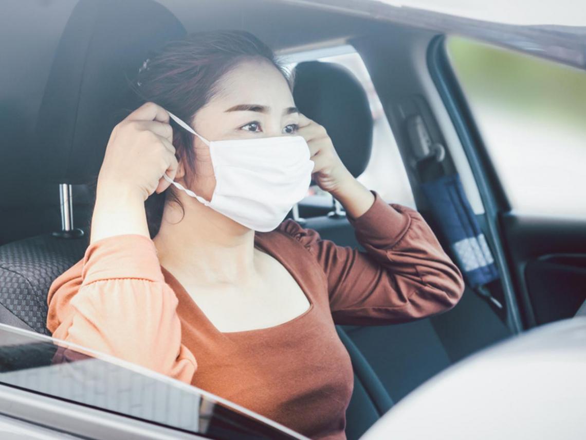 全國三級》開車沒戴口罩會被罰? 工地要不要整天戴著? 指揮中心回應了