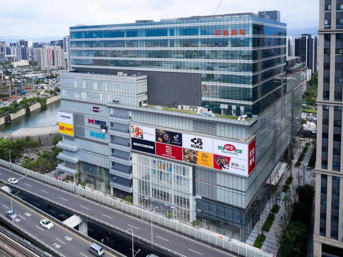 賣場防疫停業又一波》新莊宏匯廣場暫停五天 京站再次停業三天