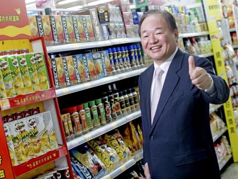 全聯收購大潤發/林敏雄壯志扮演全民超市!疫情爆發曾親自電話盯補貨,要求衛生紙、泡麵全線加工