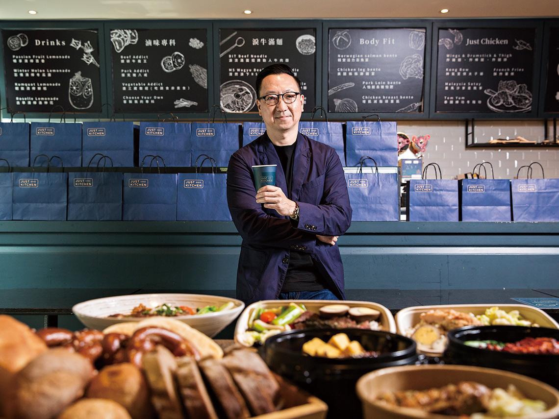 加拿大掛牌一個月  Just Kitchen市值增近三倍 年開15家「幽靈廚房」搶疫下鮮熟食訂單